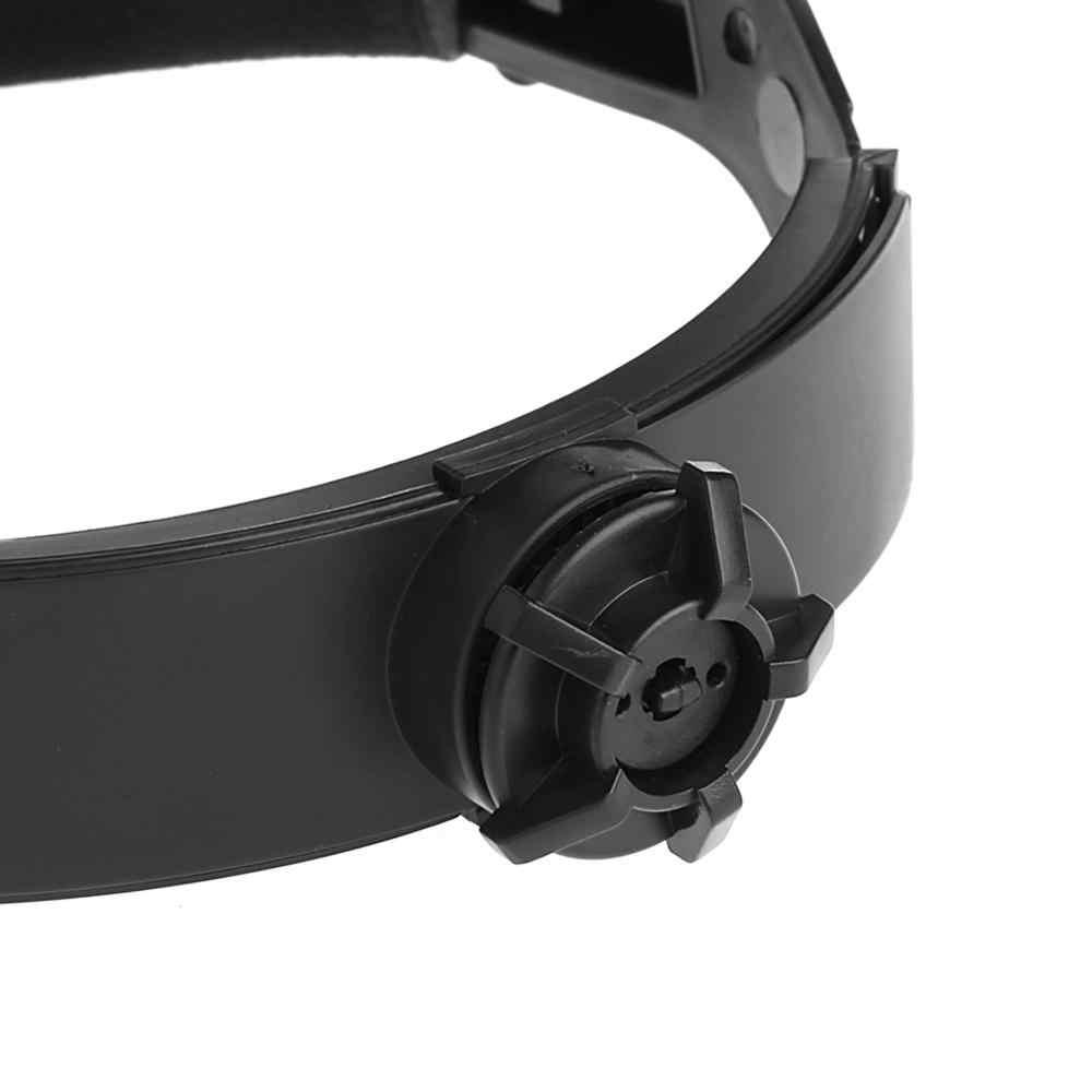 調整可能な溶接溶接機マスクのためのソーラー自動ダークヘルメットアクセサリー
