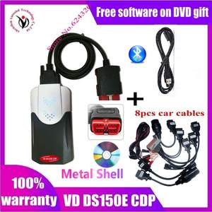 Vci Diagnostic-Tool Obd2-Scanner Delphis Tcs Cdp Ds150e Bluetooth Cars/trucks Keygen