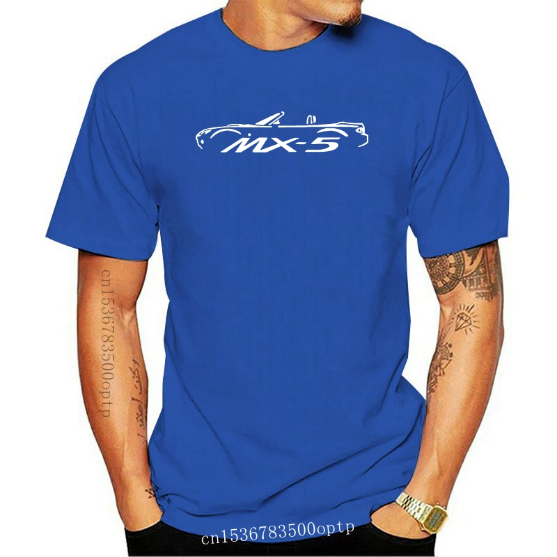 Mx 5 Mx5 Mk3 Roadster Car T Shirt Funny Men Short Sleeve O Neck Cotton T Shirt Cool Tees Tops 031805