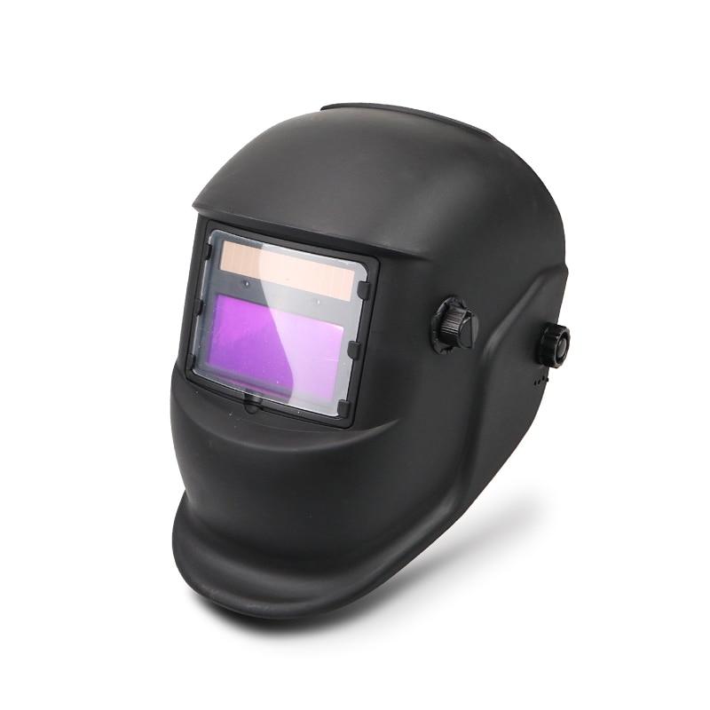 Máscara de Solda Escurecimento automático forWelding Óculos de proteção do Capacete Filtro de Luz Trabalho De Solda Soldador