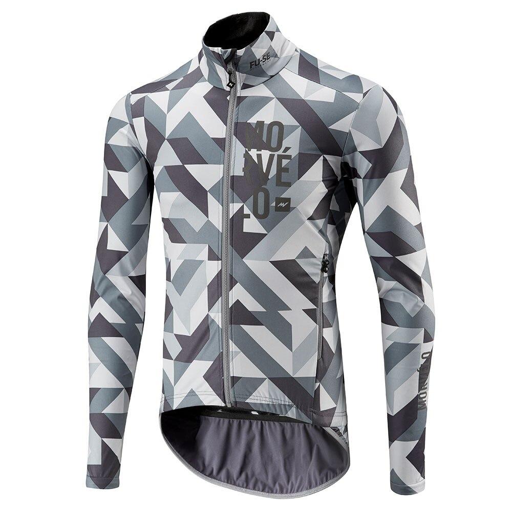 2019 New Autumn Men's Morvelo Maillots Ciclismo Long Sleeve Cycling Jersey Shirts MTB Mountain Bike Tops Clothing