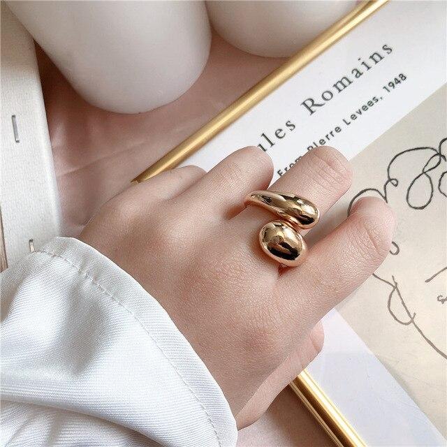 Фото женские кольца на палец xiyanike винтажные креативные витые