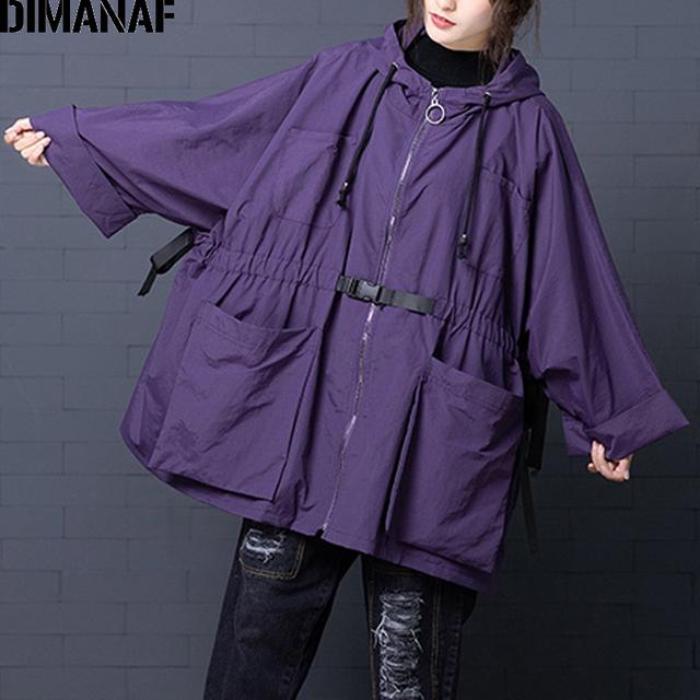 Bomber Jacket Vintage Loose Long Sleeve Hooded
