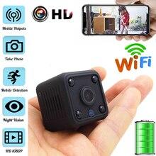Mini Camera Camcorder Sensor Remote-Monitor Video DV Night-Vision Motion Micro Portable
