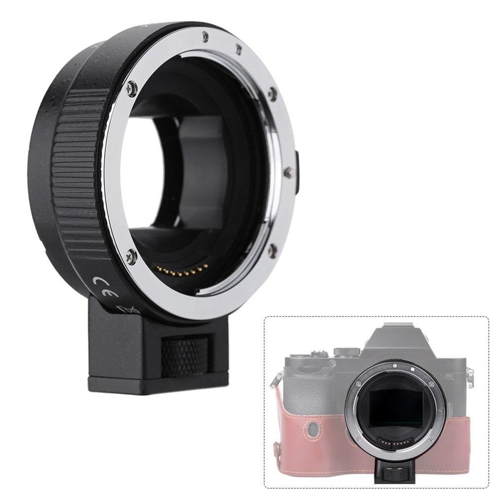 EF-M1 bague d'adaptateur de monture d'objectif de mise au point automatique AF pour objectif Canon EF vers appareil photo M4/3 pour GH5/4/3 GF8 omypus E-M10/E-M10 II/E-M1