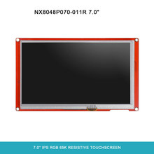 "Nextion Intelligente P Serie: NX8048P070-011R 7 ""Resistive Touch Display HMI TFT LCD Modul Display (Ersatz für NX8048K070)(China)"