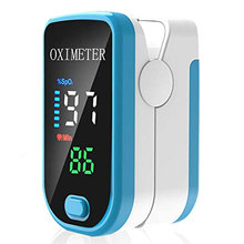 Oxímetro do pulso do oxímetro da família da casa do pulso do oxímetro do oxímetro do pulso da ponta do dedo médico