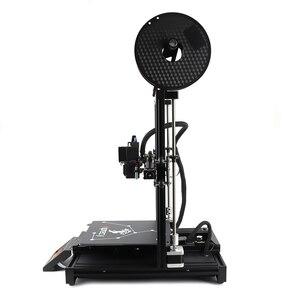 Image 2 - Hiprecy LEO imprimante 3D, lit magnétique chauffant, tout métal, dimensions 230x220x260mm I3 KIT de bricolage, lit Hotbed, double axe Z, écran TFT