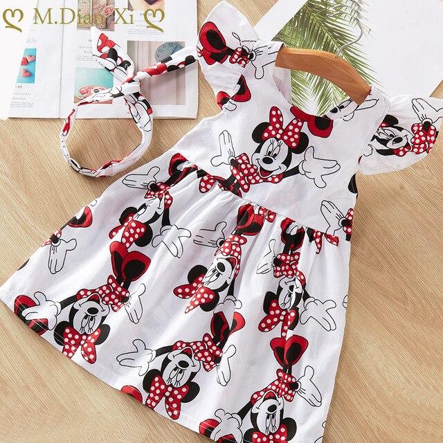 Baby-Girls-Clothes-Summer-Dress-Flying-Sleeve-Newborn-Infant-Dresses-Cotton-Minnie-Dress-Headband-Toddler-Dresses.jpg_640x640 (1)
