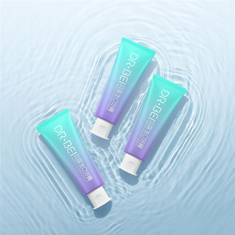 Dr. Bei 0+ Mint Toothpaste Tooth Health Enamel Protecting Cavity Prevention Long Lasting Fresh Breath Toothpaste