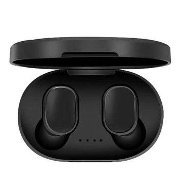 A6S Wireless Bluetooth 5.0 Earphone Digital Display Charging Bin Sports Headset In-ear Earphones Mini Wireless Earphones