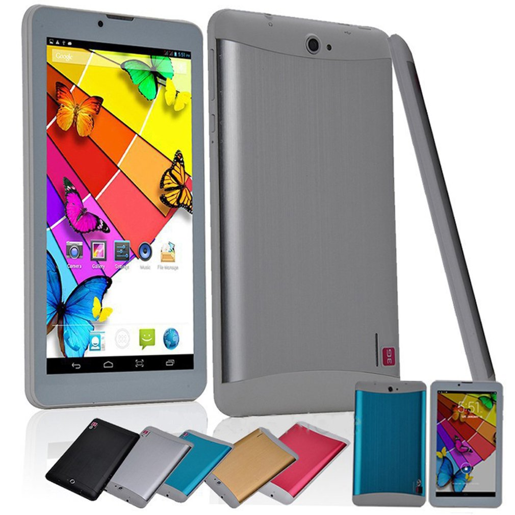 "7"" Mini Cheap Tablet Pc Andriod 4.2 MTK6572 512MB/8GB Dual Core 3G Phone Call Dual SIM GPS Wifi Buletooth GSM/WCDMA"