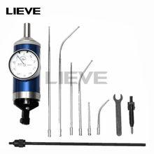 0-3mm 1 conjunto centrando indicador coaxial centrando dial teste indicador centro finder ferramenta de trituração precisão 0.01mm venda quente