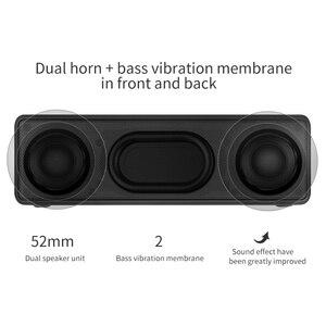 Image 3 - NBY 5520 Loa Bluetooth Bass Sâu Không Dây Có Mic 10W Âm Thanh 3D Nhạc Stereo Surround Cho điện Thoại