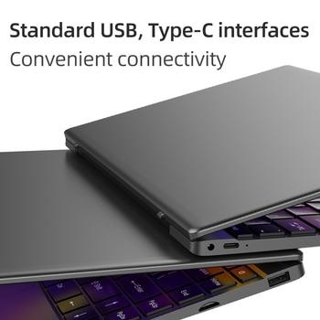 ALLDOCUBE GT Book Windows 10 Laptops 12GB LPDDR4  256GB SSD  Intel Celeron N5100 1920×1080 IPS Notebook 14.1 inch WiFi6 6