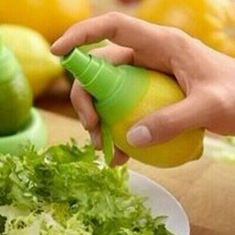 Portable Blender Manual Juicer Orange Lemon Squeezers Orange Fruit Tool Citrus Spray Kitchen Accessories Licuadora Portatil