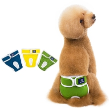 Panties Sanitary Shorts Underwear Dog-Physiological Female Dog Pet-Briefs Pet-Dog Adjustable