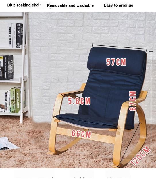 Rocking Lounger Chair 5