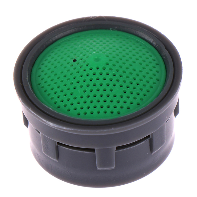 Accessoire de filtre de buse de noyau de barboteur daérateur de robinet deau déconomie deau avec laccessoire extérieur de salle de bains de cuisine de diamètre de 18.4*11.3mm