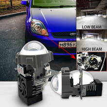 led projector universal lens diy hd 1080p projector short focus glass lens f 180 mm for lcd screen 3 2 inch 3 5 inch 4 6 inch 2.5 Inch Lens Biled Bi-LED LED Projector Lens Car Projector motorcycle Headlight for BMW MAZDA, for AUDI Nissan Patrol