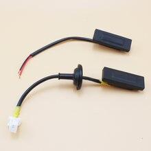 Estilo do carro tronco interruptor de liberação bloqueio tronco botão 81260-1w220 para hyundia rio kia k2
