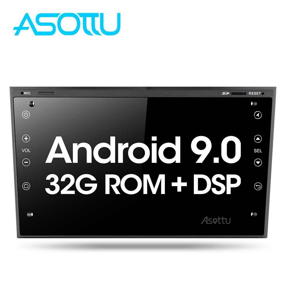 Asottu OB301 Android 9.0 car multimedia player per OPEL Astra H Meriva Antara Zafira Veda Agila Corsa Vectra autoradio gps