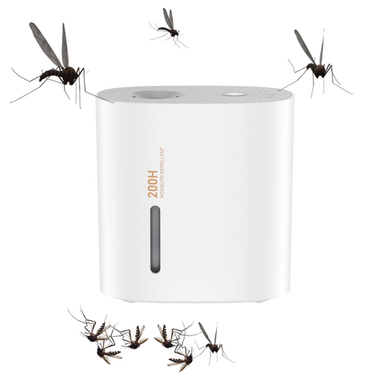 Household Portable Smart Home Electric Liquid Mosquito Insect Repeller USB Charging Anti-mosquito Liquid Mosquito Dispeller