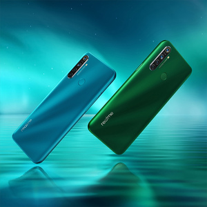 Image 5 - Global Version OPPO Realme 5i  (RMX2030) 4GB 64GB Snapdragon 665 AIE 12MP Quad Camera 6.5 Smartphone 1600x720 5000mAh 4G