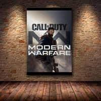 Call of Duty Modern Warfare Wand Kunst Leinwand Poster Und Druck Leinwand Malerei Dekorative Bild Für Schlafzimmer Wohnkultur