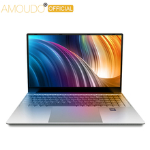 AMOUDO 15.6inch Core i3-5005U 8GB RAM 256GB/512GB/1TB SSD 1920*1080P FHD Win10 System Dual Band WIFI