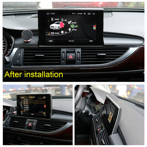 Image 3 - Kit multimídia automotivo para audi, audi a6, s6, c7, 4g, 2012 ~ 2016, 2017, 2018, mmi rmc, 4g, android rádio estéreo automotivo com navegação gps, tela sensível ao toque