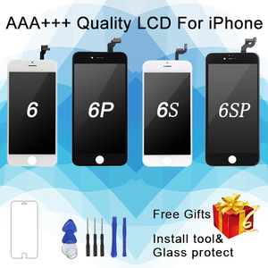 Image 1 - AAA grade iPhone 6 6S 6Plus 6S Plus LCD display with perfect 3D touch screen transcoder assembly, suitable for iPhone 6S display