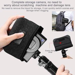 Image 5 - UURig R014 Waterdichte Opbergtas Universele Draagbare Box Draagtas Handtas voor G7X MARK III SONY RX100 VII Camera Accessoire