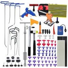 цена на Furuix Dent Repair Pdr Инструменты Для Удаления Вмятин Paintless Dent Ferramentas Herramientas