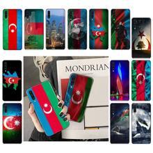 Azerbaijan buta flag Phone Case For Samsung Galaxy A7 A50 51 A70 80 A40 A20 A30 A20