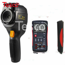 HT-19 Handheld IR Digital Thermal Imager Detector Camera Infrared Temperature Heat with Storage Match Seek/FLIR Therma freeshipping flir c2 c3 wi fi all new original infrared thermal imager ir camera heat sensor flir c2 c3