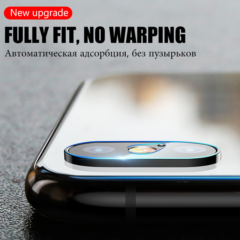 9H Clear Back Camera Lens Screen Protector For iPhone 7 Plus XS Max 11 pro Max