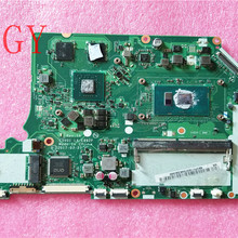 C5V01 LA-E892P for ACER A515-51G A615-51G A615-51 notebook motherboard CPU SR2ZU