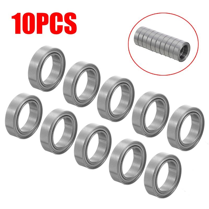 10x15x4mm Deep Groove Ball Bearings 10pcs 6700ZZ Double-Shielded Thin Section Miniature Ball Bearing Thin-Wall Ball Bearings