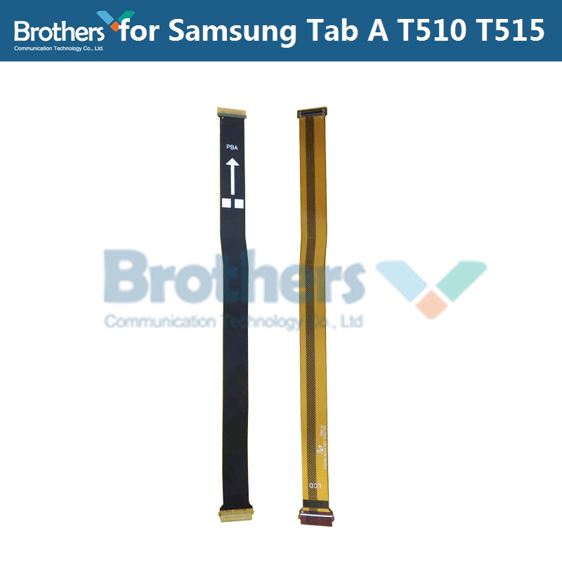Motherboard Flex Cable For Samsung Galaxy Tab A 10.1 SM-T510 T515 Main Flex Cable Ribbon For SM-T515 Connect LCD Phone Parts Top