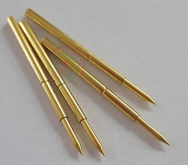 Original Huarong Probe PA160-B1 Test Pin 2# Pointed Test Probe