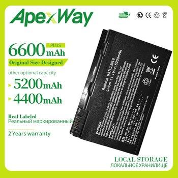 Apexway-batería para Acer Aspire 3100 3690 5100 5610 5630 5650 5680 9110...