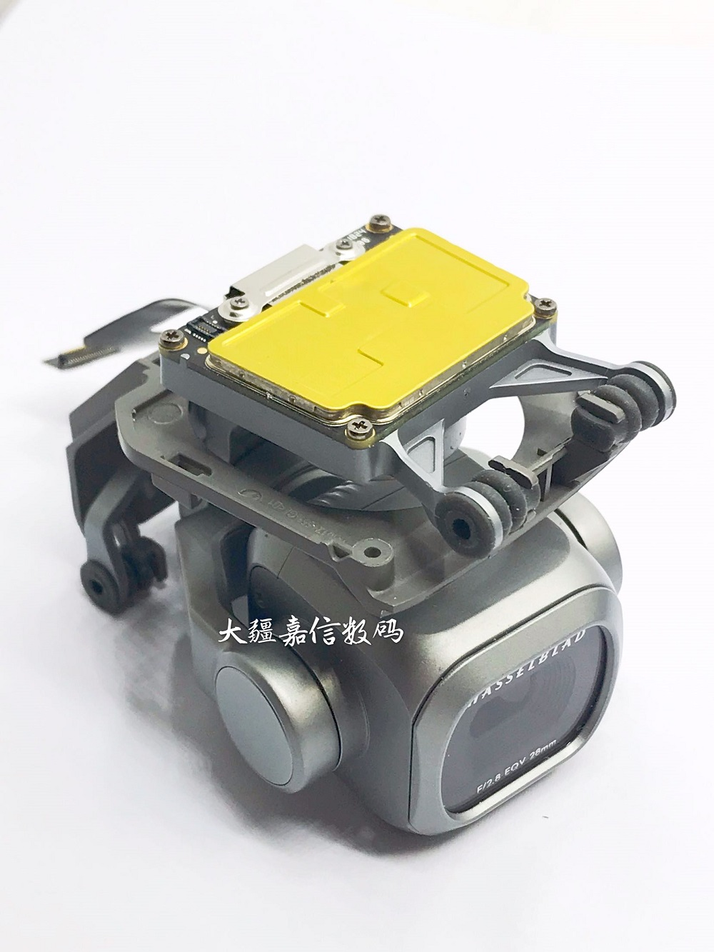 Original Mavic 2 Pro Gimbal Camera with Gimbal Board Repair Part For DJI Mavic 2 Pro Replacement Used