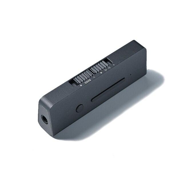 xDuoo Link2 HIFI Portable Decoding Headphone AMP  6