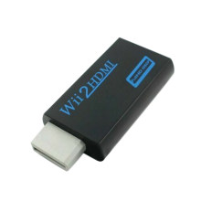 Portable untuk Wii untuk HDMI Wii2HDMI Full HD Converter Audio Output Adaptor TV(China)