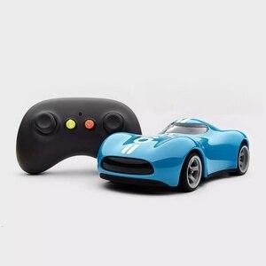 Image 3 - Youpin Rc רכב 2.4G חכם שלט רחוק ספורט רכב רדיו דיוק נגד התנגשות ריצה מהירות כפולה מצב ההורה ילד צעצוע מתנה
