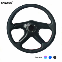Displaced Steering Wheel Rudder Moving Golf 7 Modified 13/14 Inch 320mm Aluminum Universal Steering Wheel wheel page 7