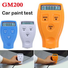 Толщиномер em2271/gm200 измеритель толщины покраски автомобиля