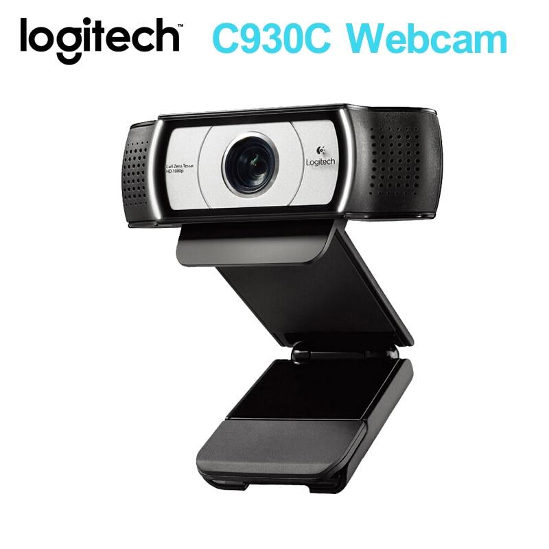 Logitech C930C C930E Webcam HD Smart 1080P Autofocus Camera Full HD USB Video Camera Video Chat Recording For PC Loptop