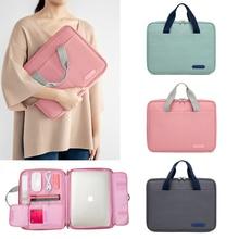 Sac à main pour ordinateur portable, étui pour Macbook 13 14 15 pouces, porte-documents 15.6, sacoche pour Dell Acer Asus HP Business pour femmes